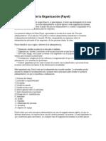 administracion I > teoria clasica > Teoría Clásica de la Organización