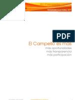 DECIDO Programa El Campello 2011 FIN Actualizado