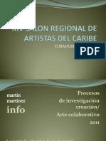 Portafolio Martin Martinez Salon Regional