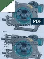Presentación bombas