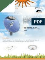 Solar Reflective Material