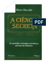 A Ciencia Secreta Vol 3