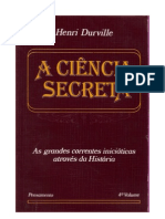 A Ciencia Secreta Vol 4