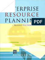 Enterprise Resource Planning by Alexis Leon