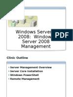 W2K8_Server_Management_PPT