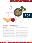 weightt management