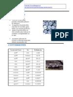 Información para medición de Capa de Galvanizado