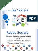 Kein Signal - Redes Sociais - Slides