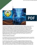 Synthetische Telepathie - Unser Geist Hat Keine Firewall