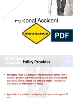 Personal Accident PPT-Ani