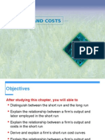 1.7. Output and cost