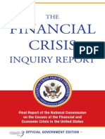 Financial Crisis Inquiry Commission (FCIC) Report