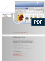 Kraus & Naimer - Maintenance and Safety Switches