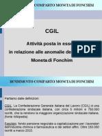 CGIL e Fonchim