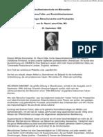 Strahlenfolter - Dr. Rauni Leena Kilde - Bewußtseinskontrolle mit Mikrowellen