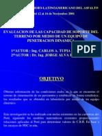 Capacidad de Soporte PDC