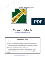 Vision For Schools