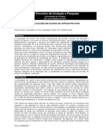 Artigo Mundo UNIFOR - Modelagem de Aplicações em Nuvens de Infraestrutura