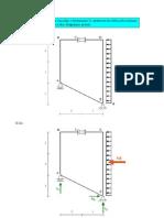 Struttura Iso Static A Reazioni Vincolari Caratteristiche Sollecitazione 1