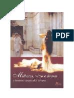 Martha Robles - MULHERES, MITOS E DEUSAS