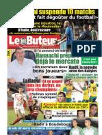 LE BUTEUR PDF du 18/10/2011