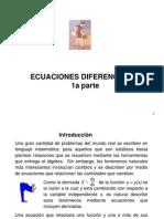 Ecuaciones Diferenciales Primer Orden