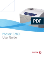 Phaser 6280N Users Guide