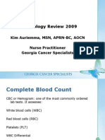 209-Hematology Review _ Case Studies
