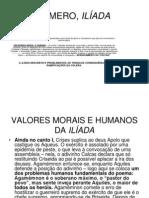 HOMERO - ILÍADA - APRESENTAÇÃO
