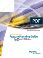 Nortel Planning Guide 2001