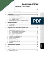 Hercules Dj Control Mp3 e2 Spa Manual