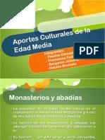Aportes Culturales de La Edad Media.4.60