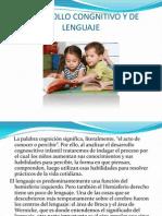 Desarrollo Congnitivo y de Lenguaje
