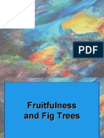 M. Fig Trees & Fruitfulness