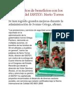 17-10-2011-revista-peninsular-cuatro-años-de-benificios-con-los-servicios-del-ISSTEY-Nerio-Torres