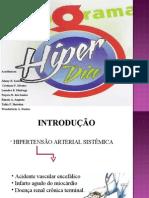 Hiperdia Slide -Wanderlúcia Dantas