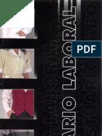 Vestuario Trabalho 2008