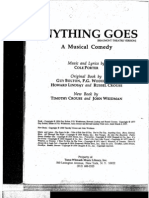 Anything Goes Beaumont) Script