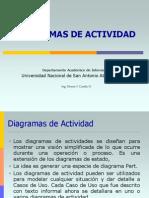 DIAGRAMAS DE ACTIVIDAD
