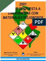 Gua de Respuesta a Emergencias - LIBRO NARANJA11