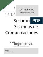 Resumen de Sistemas de Comunicaciones