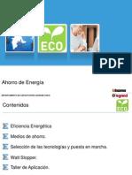 PDF Curso de Ahorro de Energía