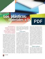 Plasticos Materiales2003 CIENTEC