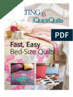 Three Quick Easy Quilt Patterns