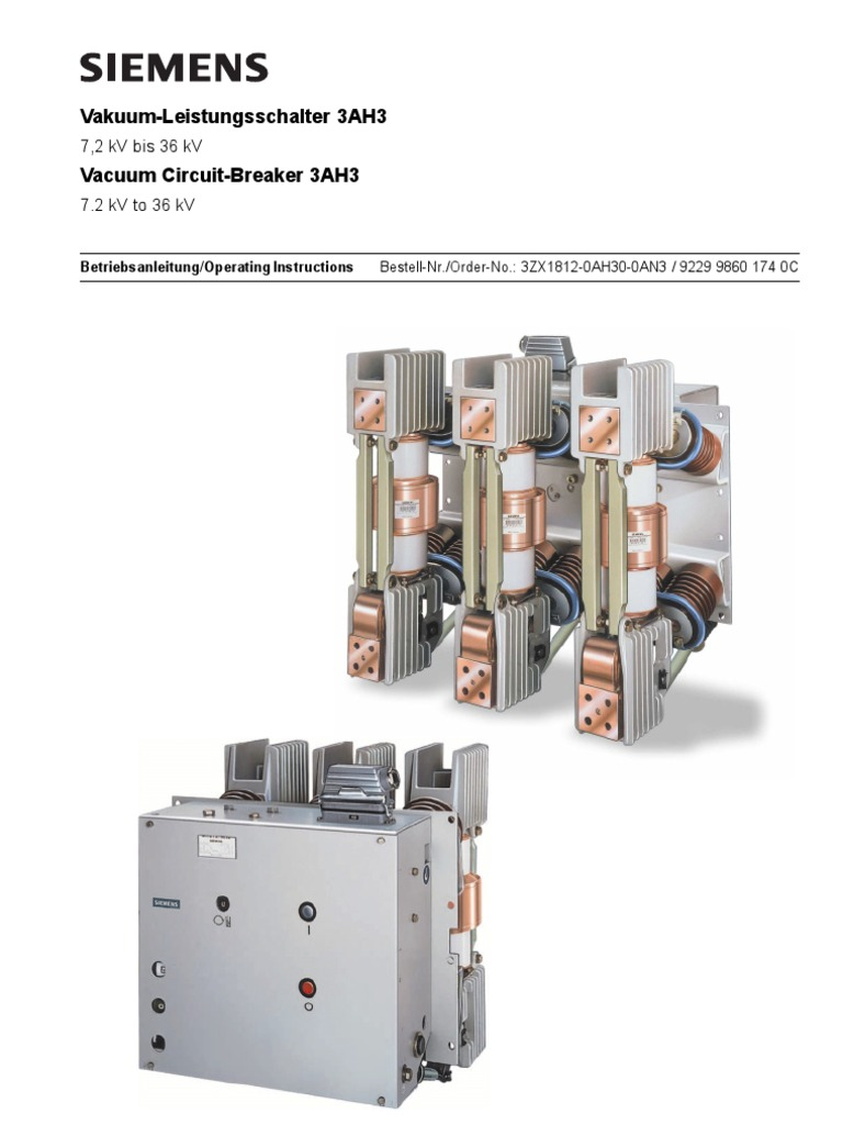 3AH3 switchgear | Electrical Connector | Switch