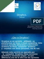 PDF, Dropbox Tutorial, Investigación, 6 May.
