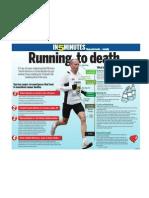 Running to death