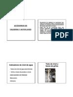 Tema 3 Accesorios Calderas