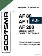 MANUAL  AF 80-100-200