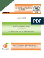 2010 Analytics Report